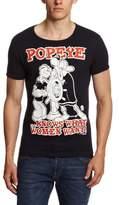 Logoshirt Slim Fit Popey KWWW Logo T-Shirt