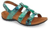 Vionic Women's 'Amber With Orthaheel Technology' Adjustable Sandal