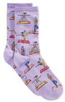 Hot Sox Women's Yoga Socks