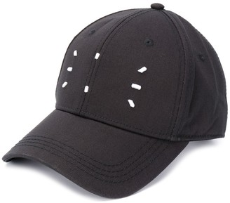 McQ Stitch Detail Cap