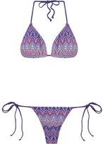 BRIGITTE knit bikini set