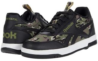 Heelys Court Low (Black/Cap Olive/Safari) Boy's Shoes
