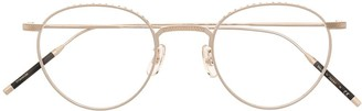 Oliver Peoples TK-1 round frame glasses
