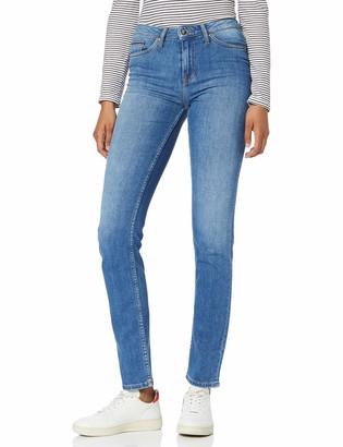 Tommy Hilfiger Women's ROME STRAIGHT RW PONYO Jeans