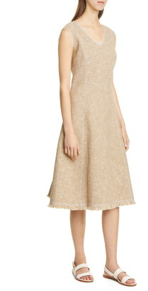 Lafayette 148 New York Chesney A-Line Dress