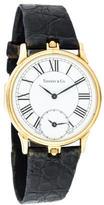 Tiffany & Co. 18K Watch