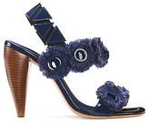 Tory Burch Freya Eyelet Sandals