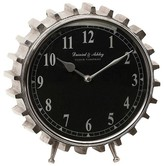 "Aurora Contemporary Decorative Clock (6.0 X 13.0 X 13.0"")"