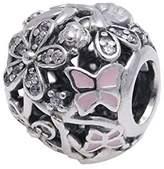 Pandora Dazzling Daisy Fairy Charm 791841EN68