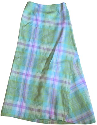 Tara Jarmon Multicolour Cotton Skirts
