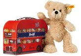 Steiff Bus Suitcase Teddy Bear