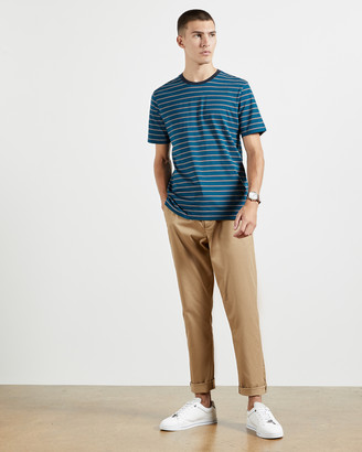 Ted Baker CHI Striped cotton T-shirt