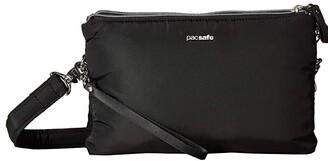 Pacsafe Stylesafe Anti-Theft Double Zip Crossbody