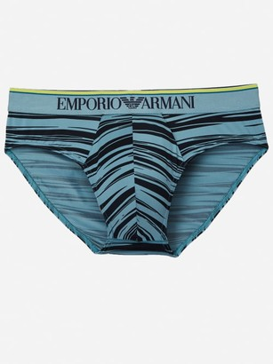 Emporio Armani Graphic Animalizer Brief