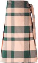 Sofie D'hoore Soho envelope skirt