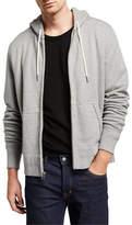 Rag & Bone Standard Issue Zip-Front Hoodie