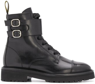 Doucal's Cargo Ankle Boots