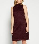 New Look StylistPick Lace High Neck Dress