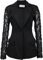 Christian Siriano fitted jacket