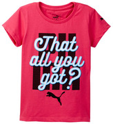 Puma That All You Got? Graphic Tee (Big Girls)