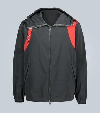 Alexander McQueen Harness blouson jacket