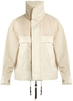 ADIDAS DAY ONE Wind Breaker zip-through jacket