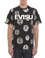 Evisu Multi Daruma T Shirt