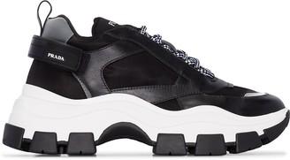 Prada Pegasus chunky sneakers