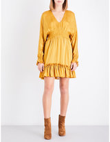 Ulla Johnson Odette silk mini dress