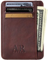 Front Pocket Wallet by Artino Collection Slim Wallets For Men Mens Wallets RFID