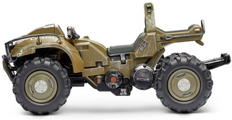 Halo 4 World of Figure & Vehicle Mongoose with Master Chief