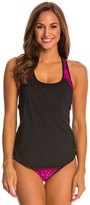 TYR Women's Cadet 2 in 1 Tankini Top 8145339