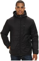 White Sierra Peak Packable Hooded Jacket