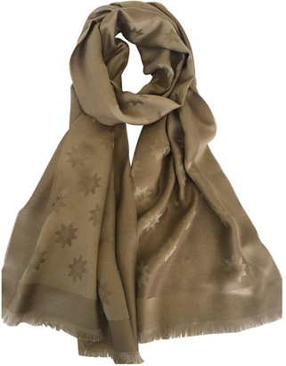 Mulberry Gold Silk Scarves