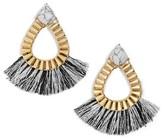 BaubleBar Women's Ashira Fringe Earrings