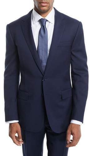 Ralph Lauren Anthony Wool Serge Suit