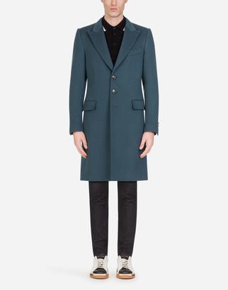 Dolce & Gabbana Cashmere Coat