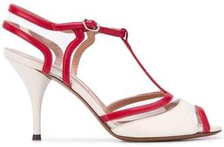 L'Autre Chose T-bar strap sandals