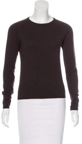 Malo Knit Long Sleeve Top