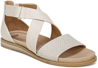 Dr. Scholl's Ankle Strap Sandals - Koa