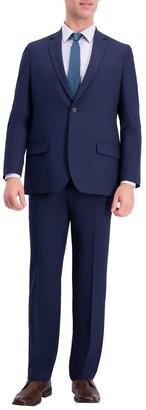 Haggar Men's J.M. Premium Tailored-Fit 4-Way Stretch Suit Jacket