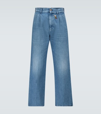 Gucci Exclusive to Mytheresa - wide-leg denim jeans