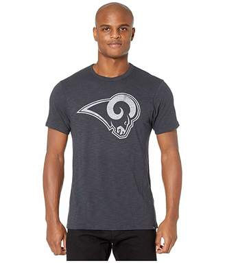 '47 NFL Los Angeles Rams Grit Scrum T-Shirt