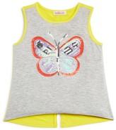 Design History Girls' Butterfly Tank