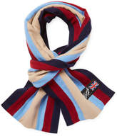Fred Perry Men's Medal Wool Scarf