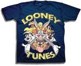 Freeze Looney Tunes Navy Tee - Toddler