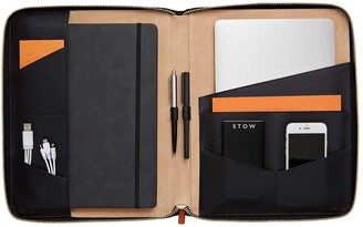 Stow The Executive Folio Tech Case- Personalized