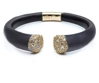 Alexis Bittar Pave Crystal Break Hinge Bracelet
