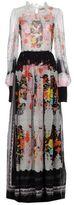 Piccione Piccione PICCIONE•PICCIONE Long dress
