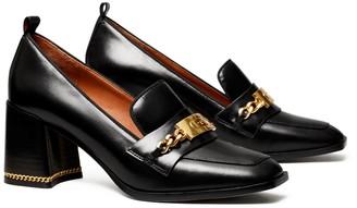 Tory Burch T Hardware Heel Loafer